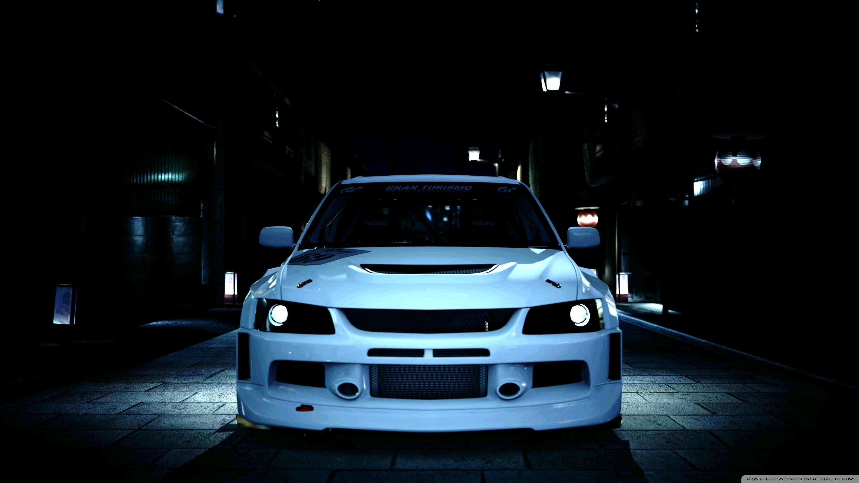 gran turismo 5 mitsubishi evolution wallpaper | wallpaperlists