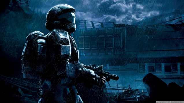 Halo 3 ODST Master Chief Wallpaper