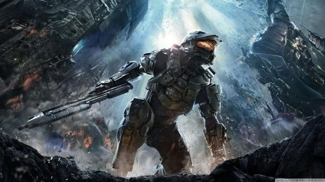 Halo 4 Master Chief Wallpaper