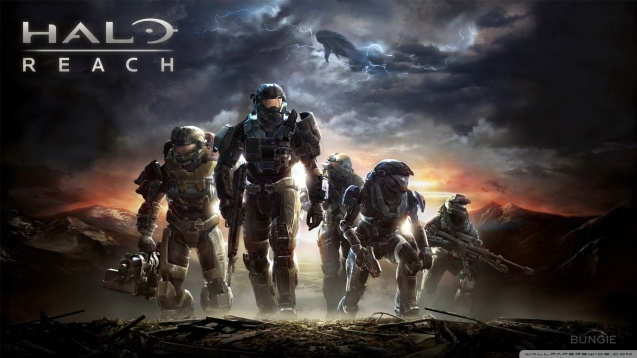 Halo Reach HD Wallpaper