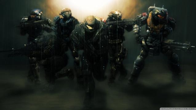 Halo Reach Noble Team Wallpaper