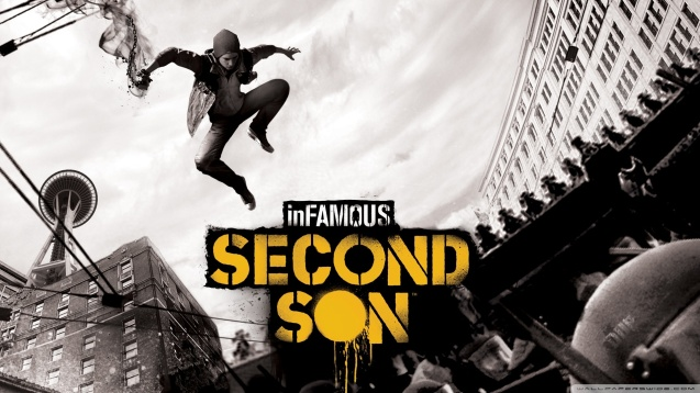 inFAMOUS Second Son Wallpaper