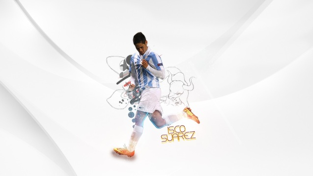 Isco Suarez High Definition Wallpaper