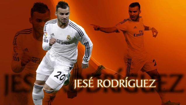 Jesé Rodríguez Real Madrid Wallpaper