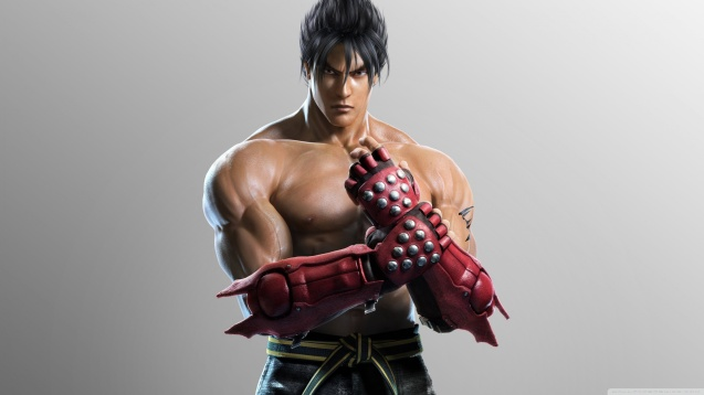 Tekken Jin Kazama HD Wallpaper
