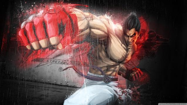 Kazuya Mishima Tekken HD Wallpaper