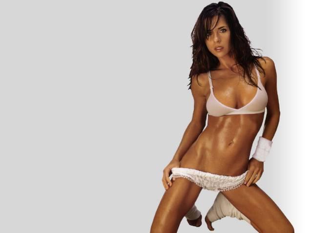 Kelly Monaco Bikini HD Wallpaper