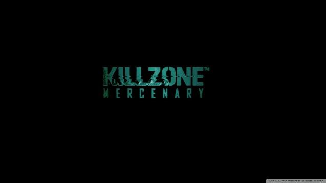 Killzone Mercenary Logo Wallpaper