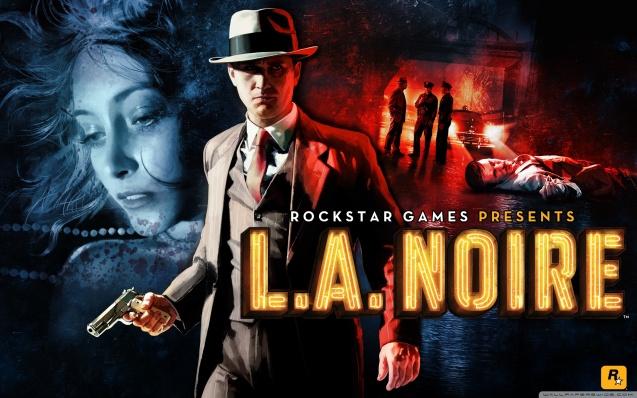 L.A. Noire Wallpaper