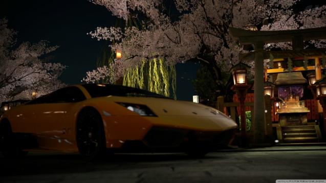 Gran Turismo Lamborghini Murcielago SuperVeloce wallpaper