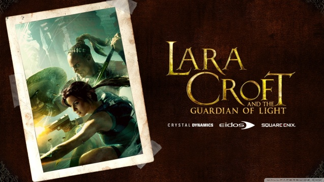 Lara Croft and the Guardian of Light HD Wallpaper