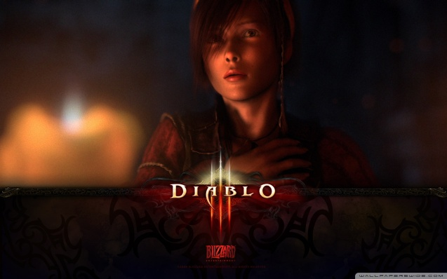 Diablo III - Sexy Leah