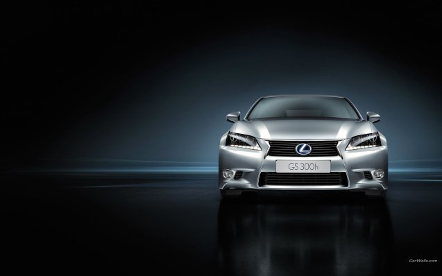 2014 Lexus GS 300h Wallpaper