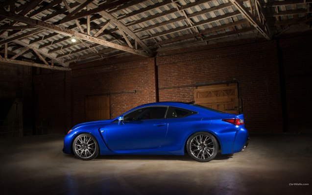 2015 Lexus RC F Wallpaper