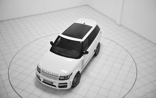 2014 Startech Land Rover Range Rover Wide Body Wallpaper