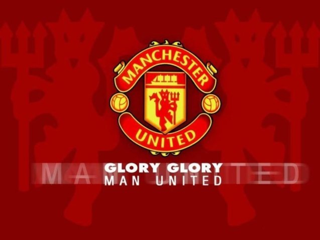 Mancherster United Glory Glory Wallpaper