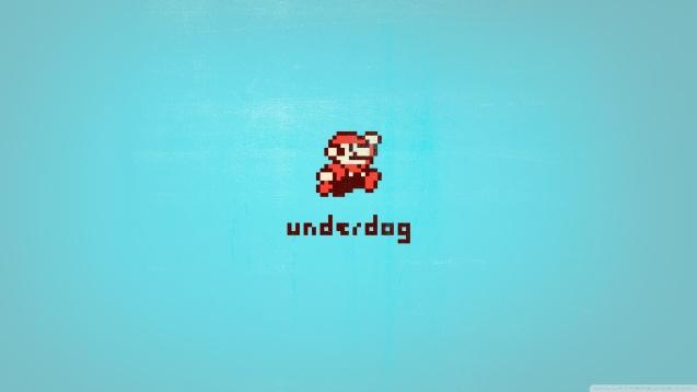 Mario 8 Bit Wallpaper