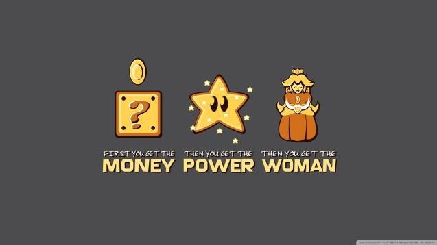 Mario's Logic Wallpaper