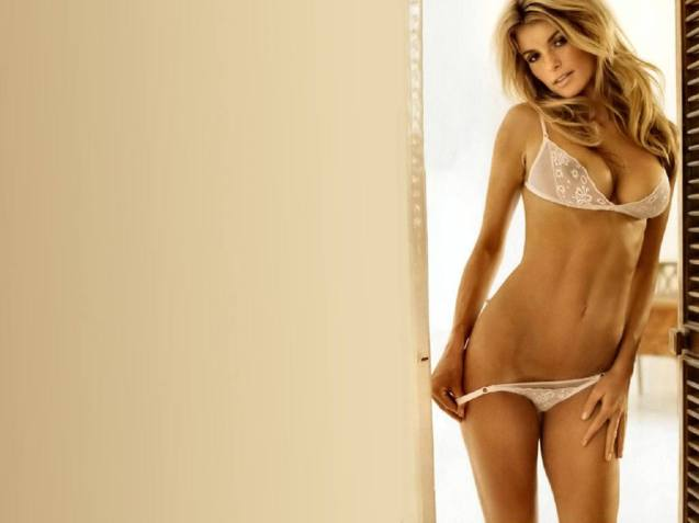 Marisa Miller Bikini HD Wallpaper