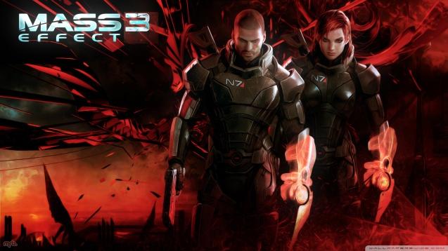 Mass Effect 3 HD Wallpaper