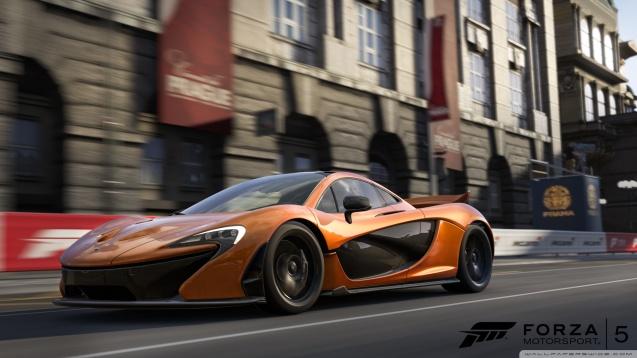 McLaren P1 - Forza Motorsport 5 Wallpaper