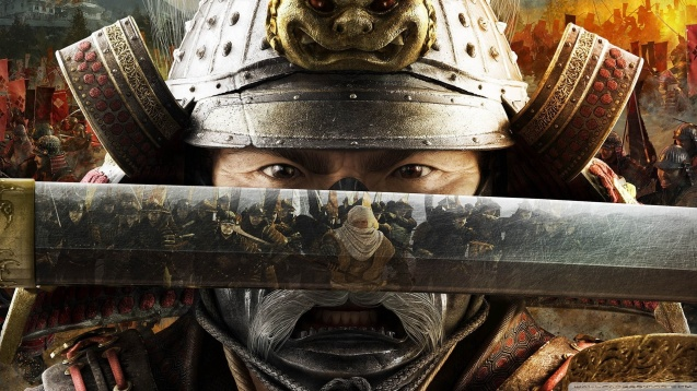 Medieval II Total War Samurai HD Wallpaper