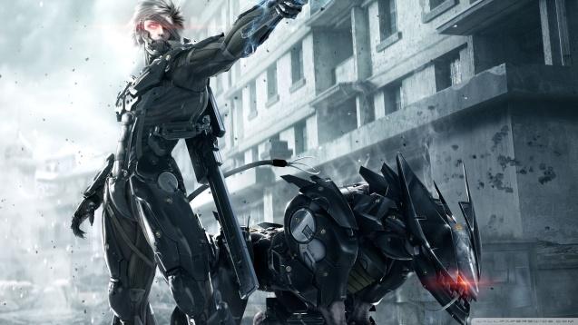 Metal Gear Rising - Revengeance Wallpaper