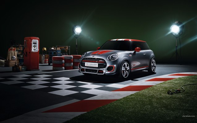 2014 Mini John Cooper Works JWC Concept Wallpaper