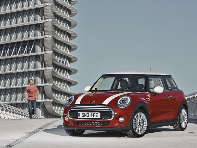 2015 Mini Cooper Wallpaper