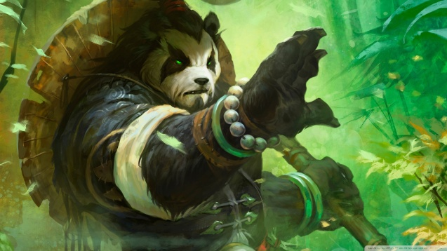 World Of Warcraft WOW Mists of Pandaria HD Wallpaper