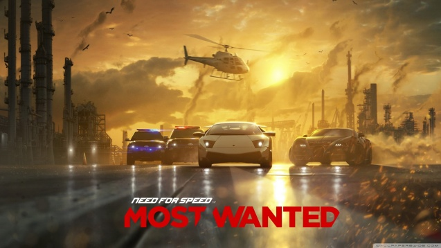 Need for Speed Most Wanted Wallpaper