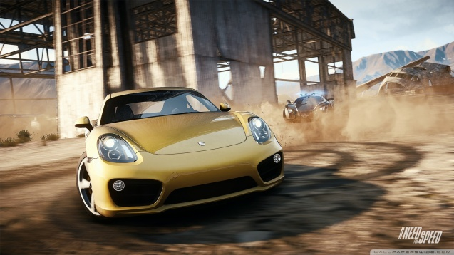 Need For Speed Rivals Porsche Evasion Wallpaper