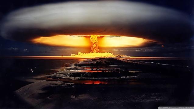 Nuke Bomb HD Wallpaper