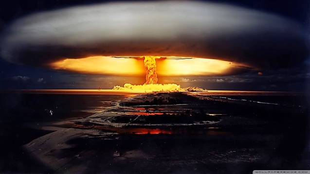 Nuke Bomb HD Wallpaper