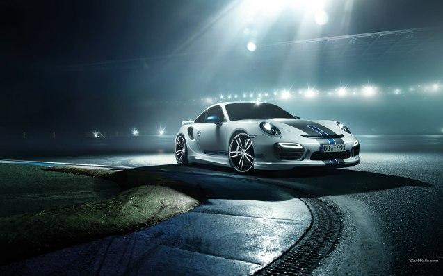 2014 Porsche 911 Turbo Wallpaper