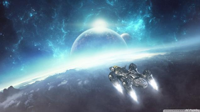 Prometheus HD Wallpaper