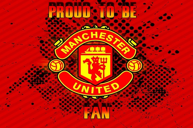 Proud to Be Manchester United Fan Wallpaper
