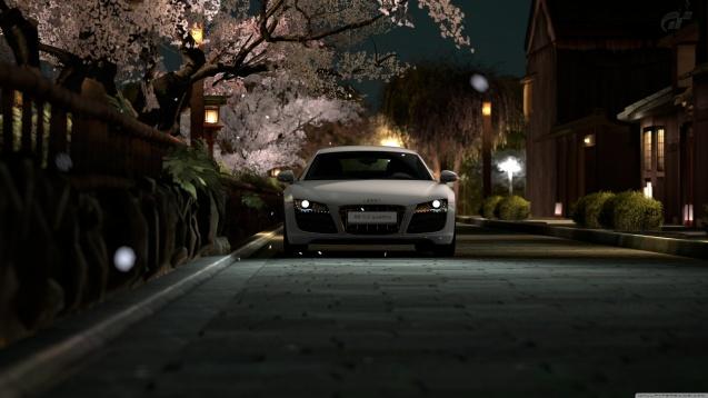 R8 In Japan GT5 Wallpaper