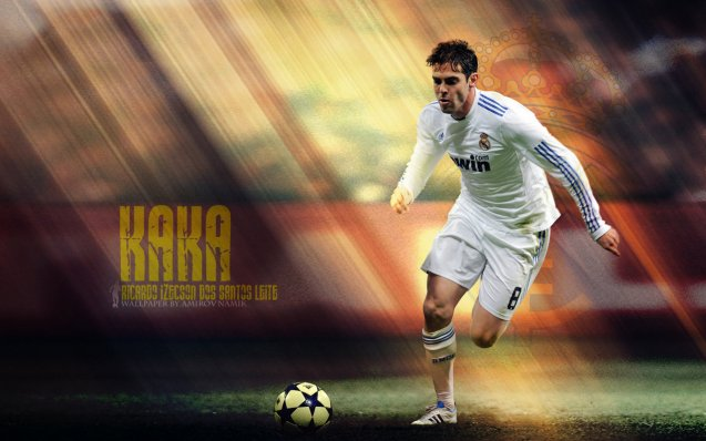Ricardo Kaka Midfielder Wallpaper