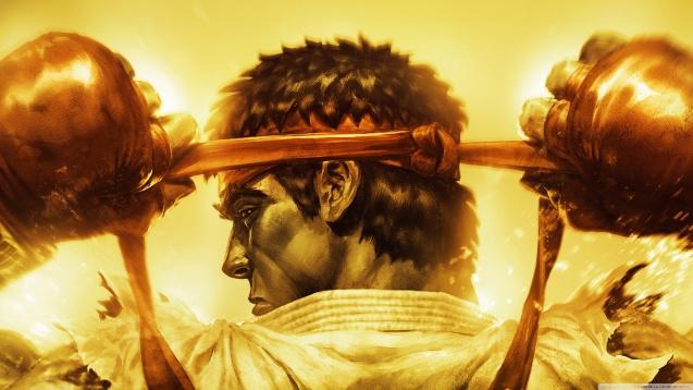 Ryu Street Fighter HD Wallpaper