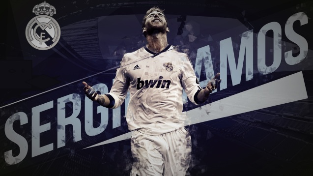 Sergio Ramos Best Player HD Wallpaper