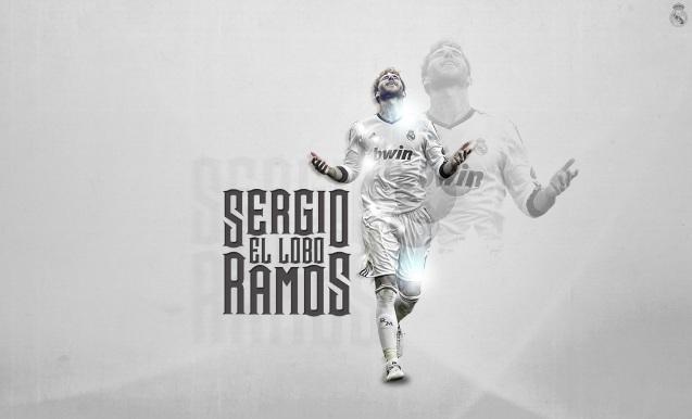 Sergio Ramos García Wallpaper