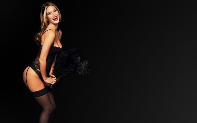 Sexy Lingerie Bar Refaeli HD Wallpaper