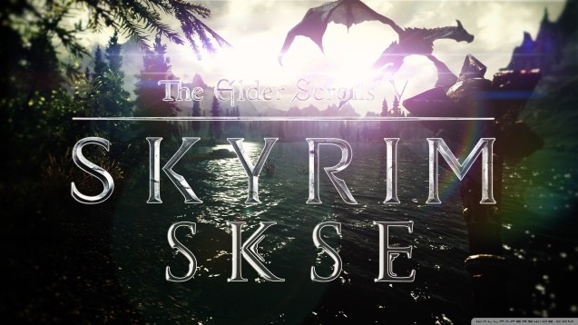 Skyrim SKSE HD Wallpaper