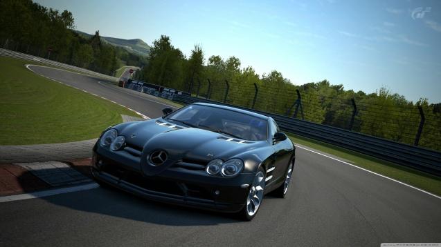 Gran Turismo SLR GT5 Wallpaper