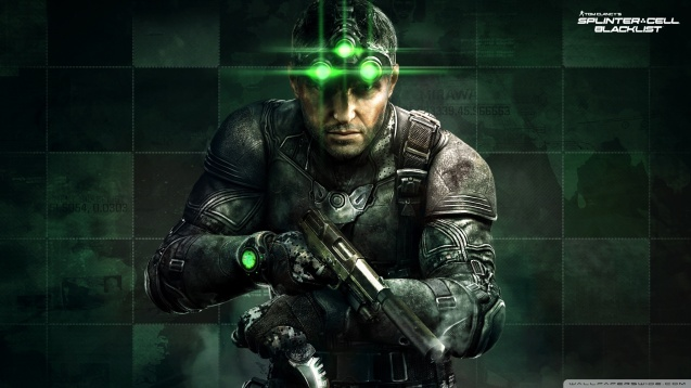 SplinterCell Blacklist HD Wallpaper