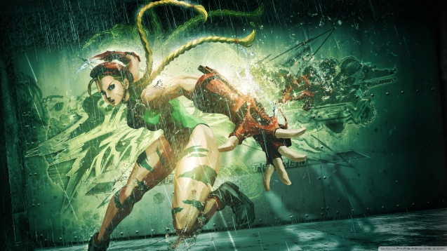 Cammy Street Fighter X Tekken HD Wallpaper
