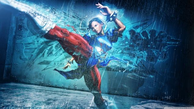 Chun-Li  Street Fighter X Tekken HD Wallpaper