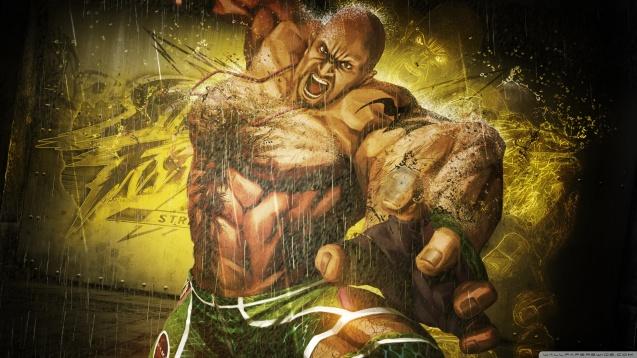 Marduk Street Fighter X Tekken HD Wallpaper