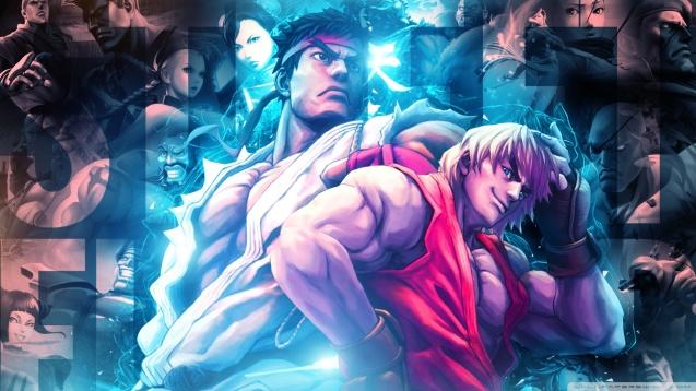 Ryu and Ken - Street Fighter X Tekken HD Wallpaper